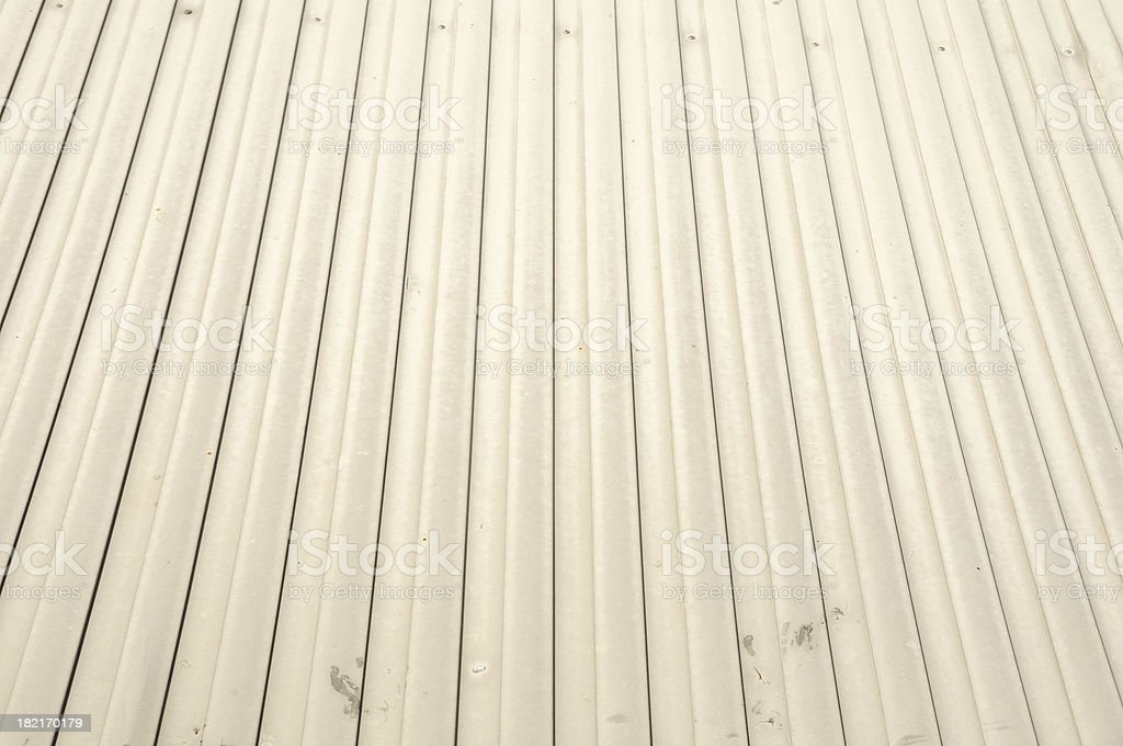 background of galvanized iron striped and painted. royalty-free stock photo