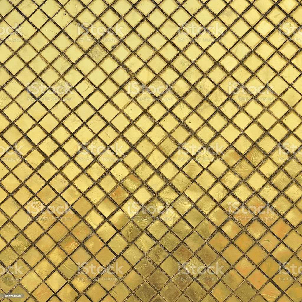 Background of Golden royalty-free stock photo