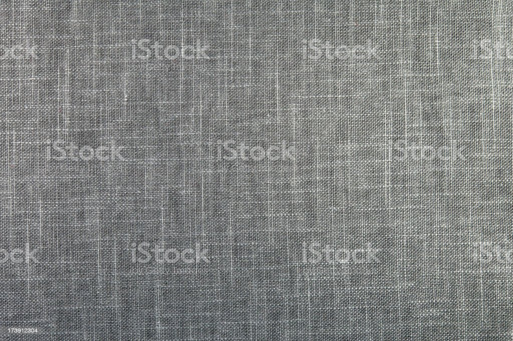 Background of gray textile up close royalty-free stock photo