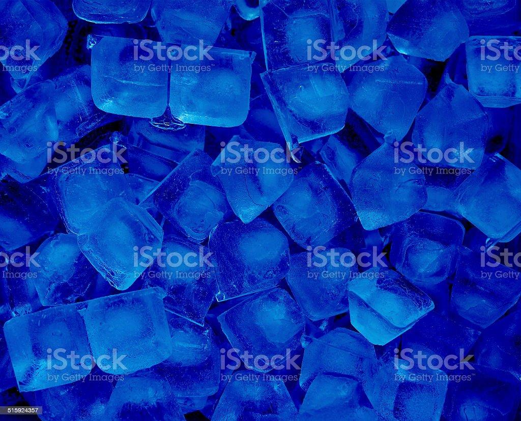 Background of ice stock photo