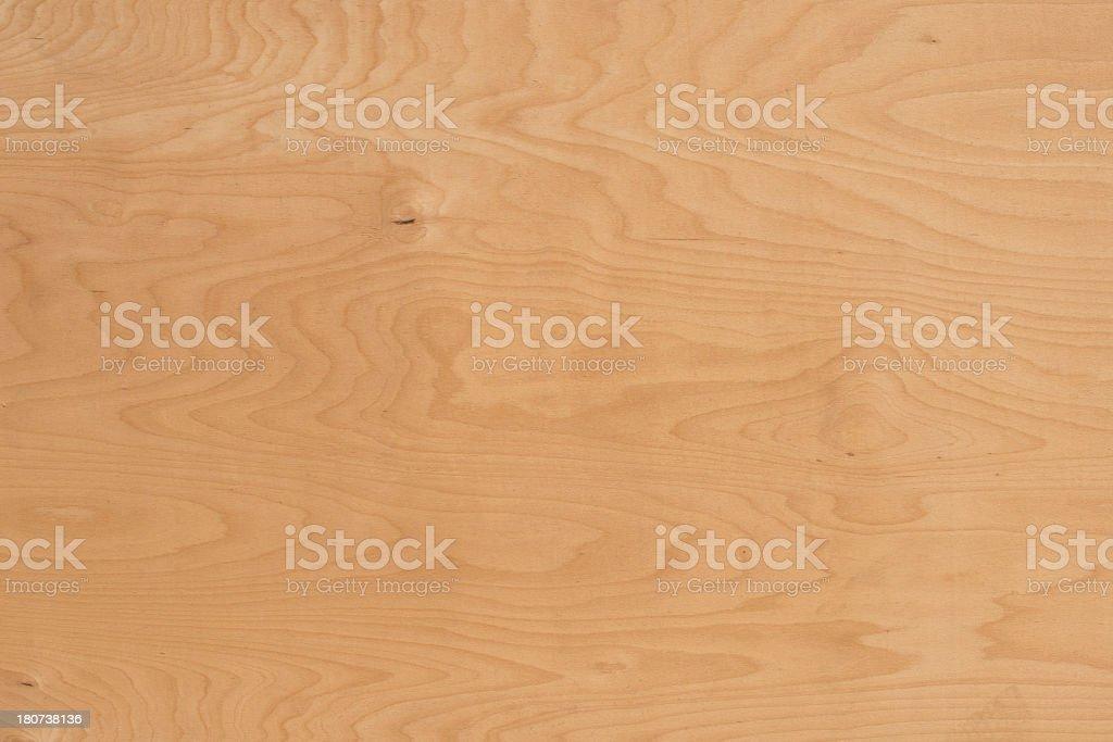 Background of light beech wood grain stock photo