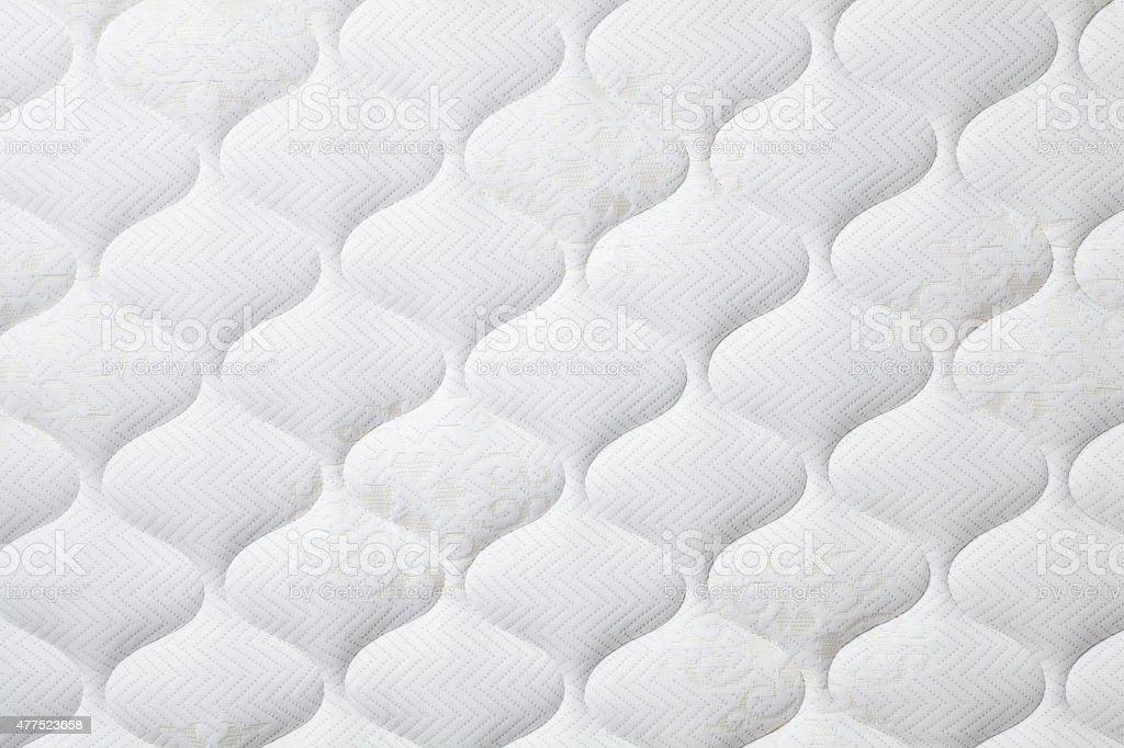 Background of mattress stock photo