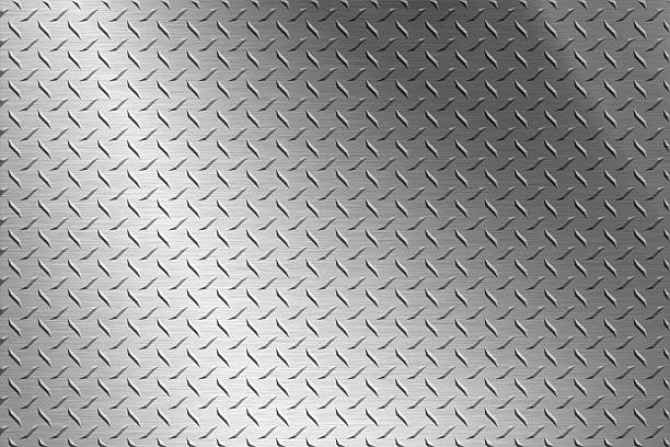 X   Aluminum Diamond Plate