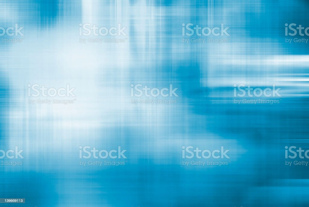 A background of multilayered blue and white stock photo