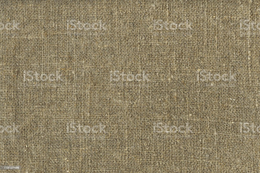 Background of natural canvas stock photo