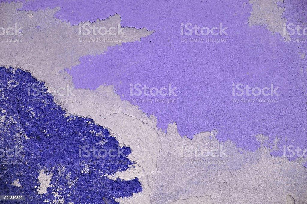 Background of peeled paint royalty-free stock photo