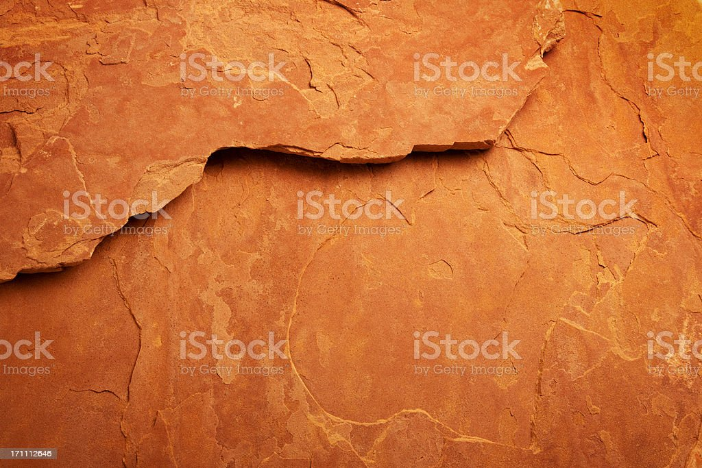 Background of Red Rock royalty-free stock photo