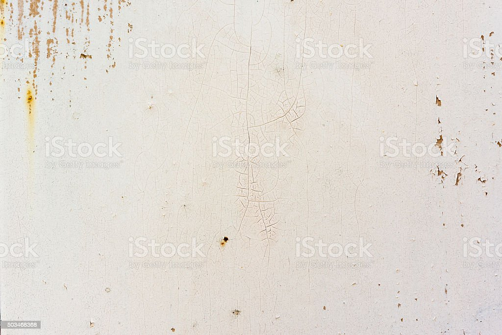 Background of rusty metal wall stock photo