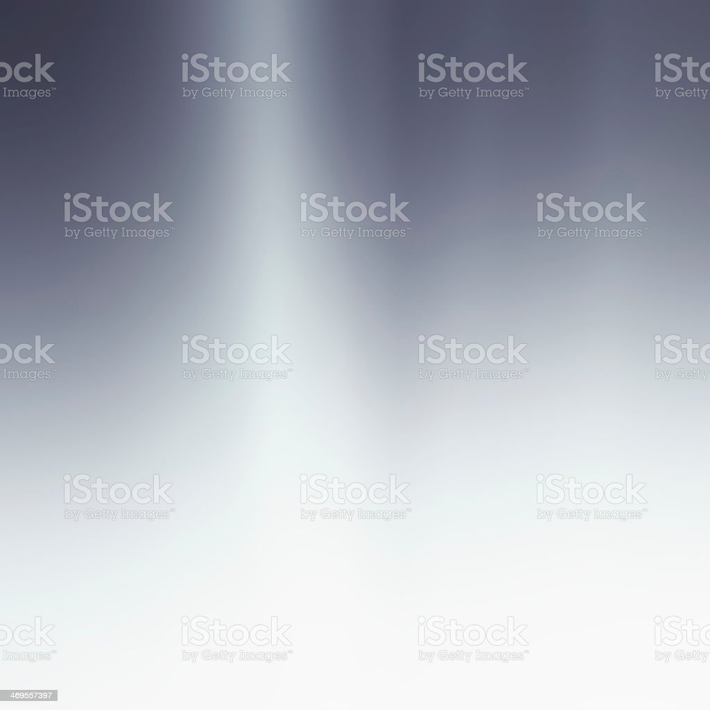 A background of soft gray light stock photo