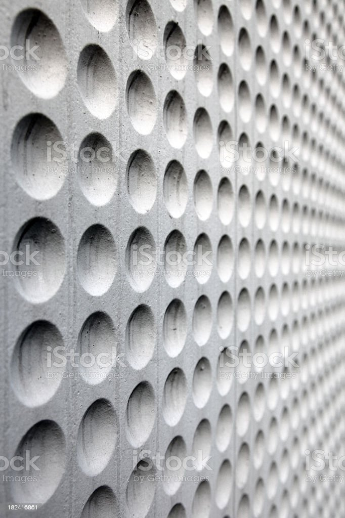 Background of Spheres royalty-free stock photo