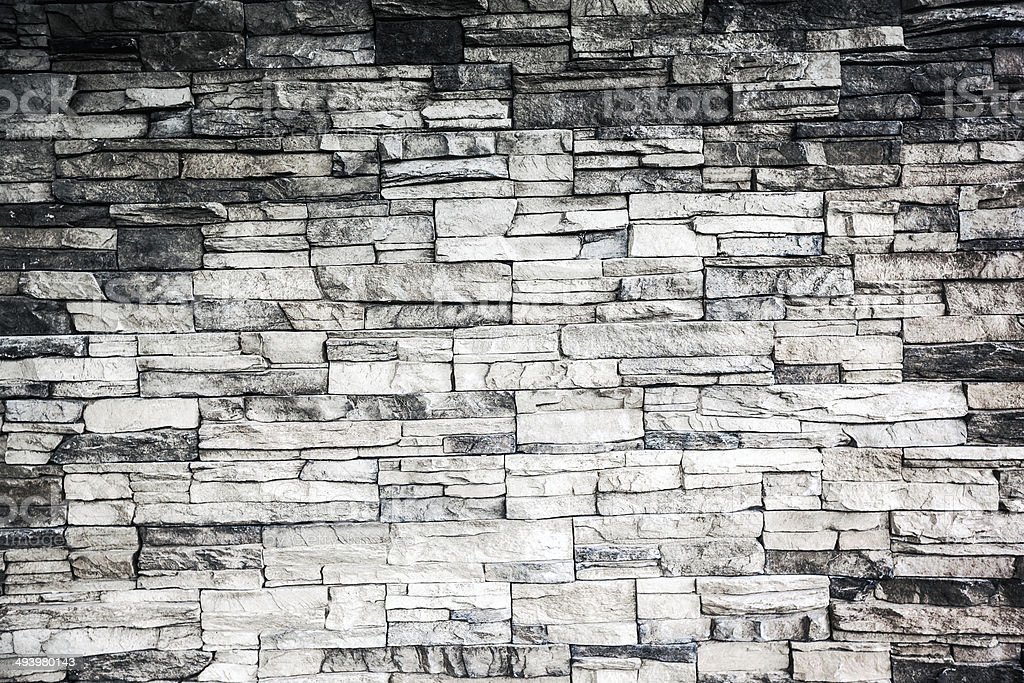 Hintergrund der Steinmauer Textur Foto Lizenzfreies stock-foto