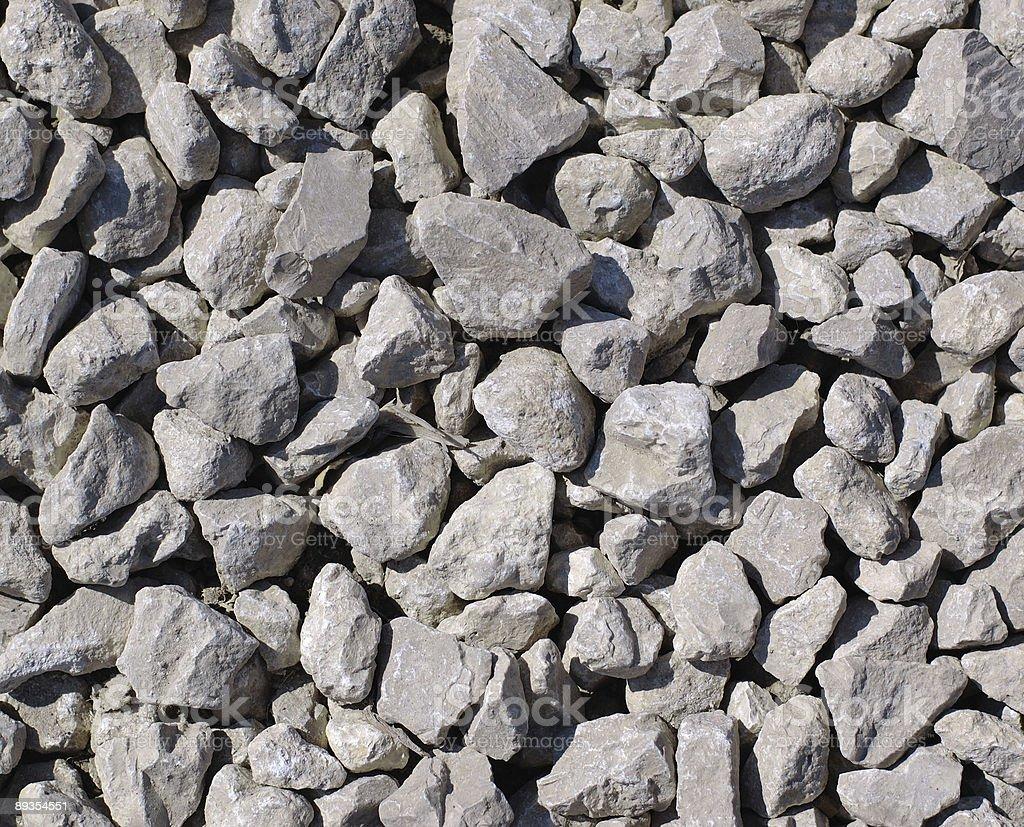 Background of stones royalty-free stock photo
