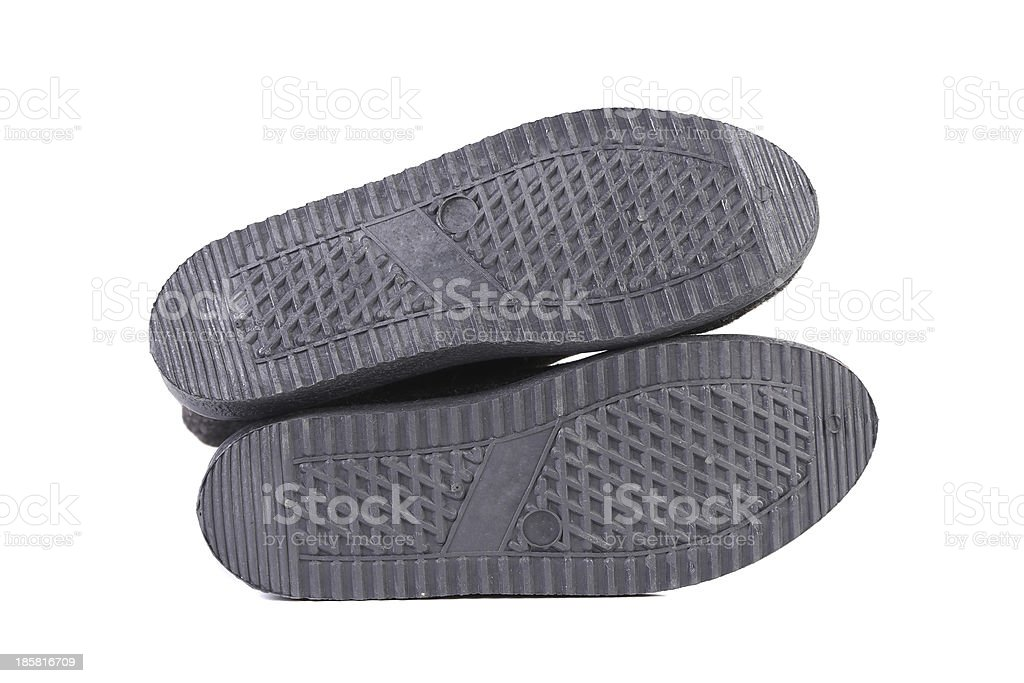 Background of the rubber soles. royalty-free stock photo