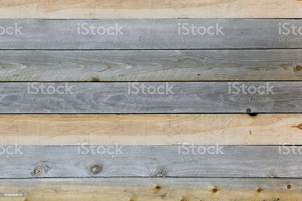 Background of Wood Textured Weathered Boards stock photo