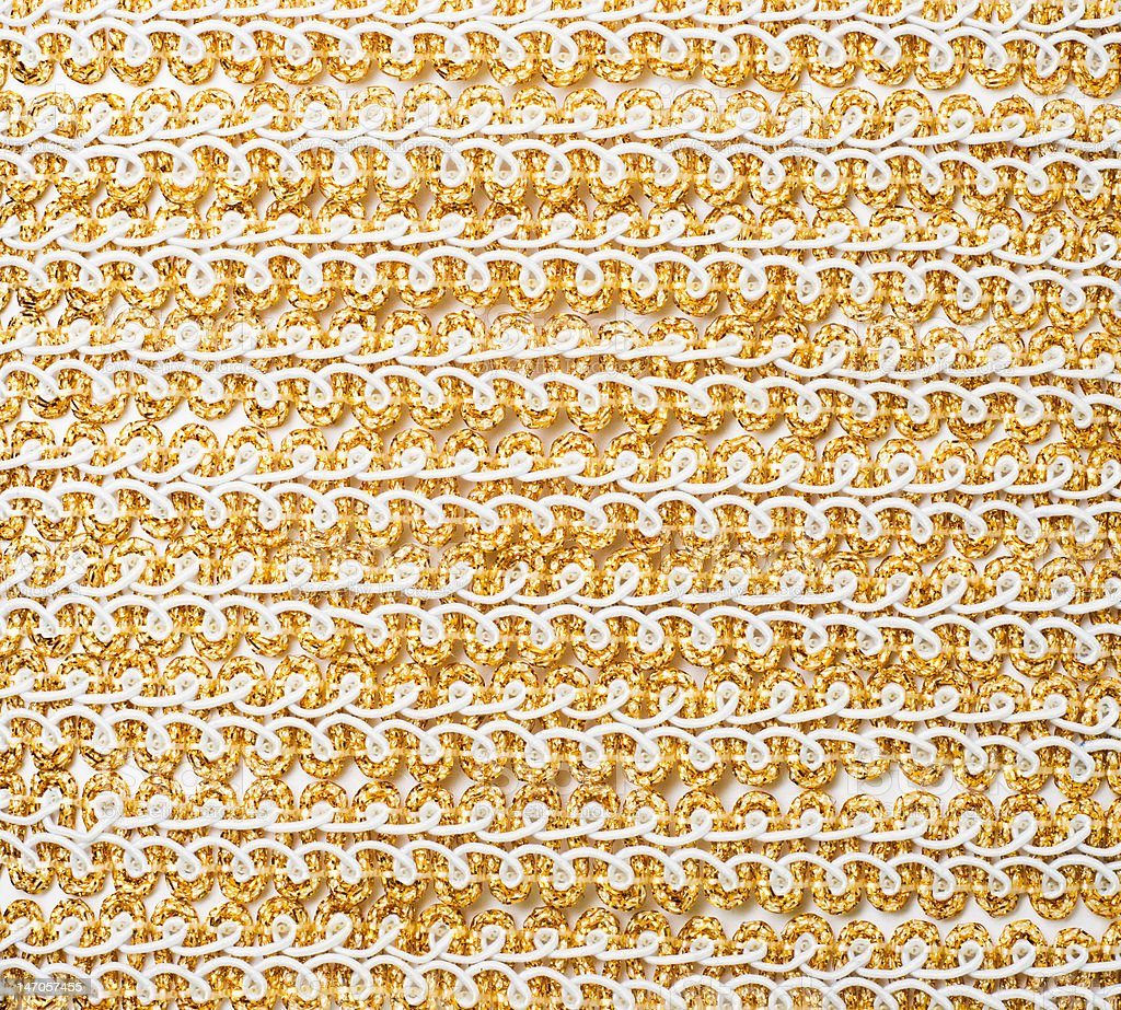 background of woven ribbons royalty-free stock photo