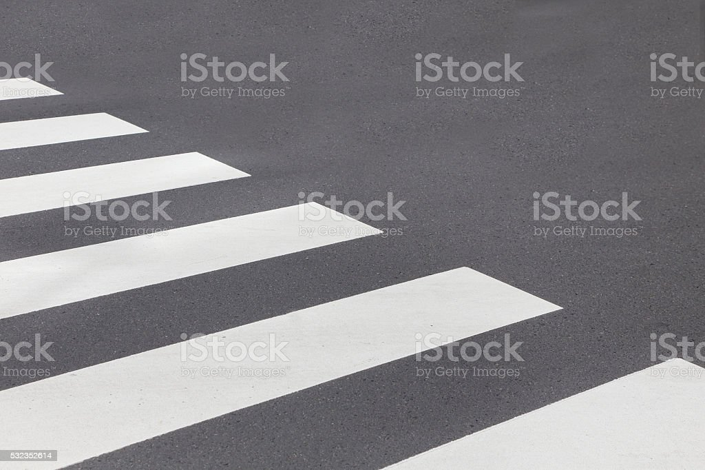 background of zebra crossing stock photo