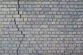 background old white bricks on the street