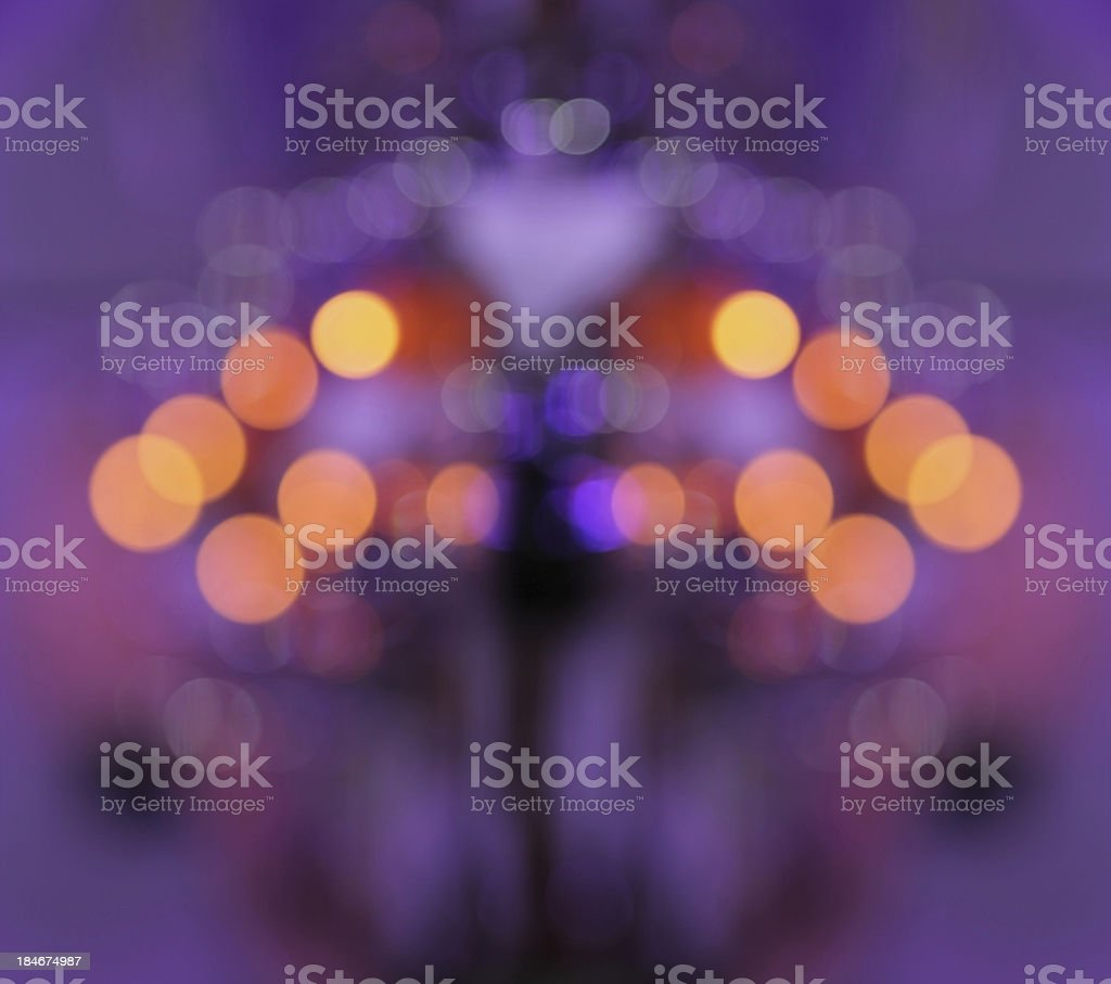 background  сolored light cluster royalty-free stock photo