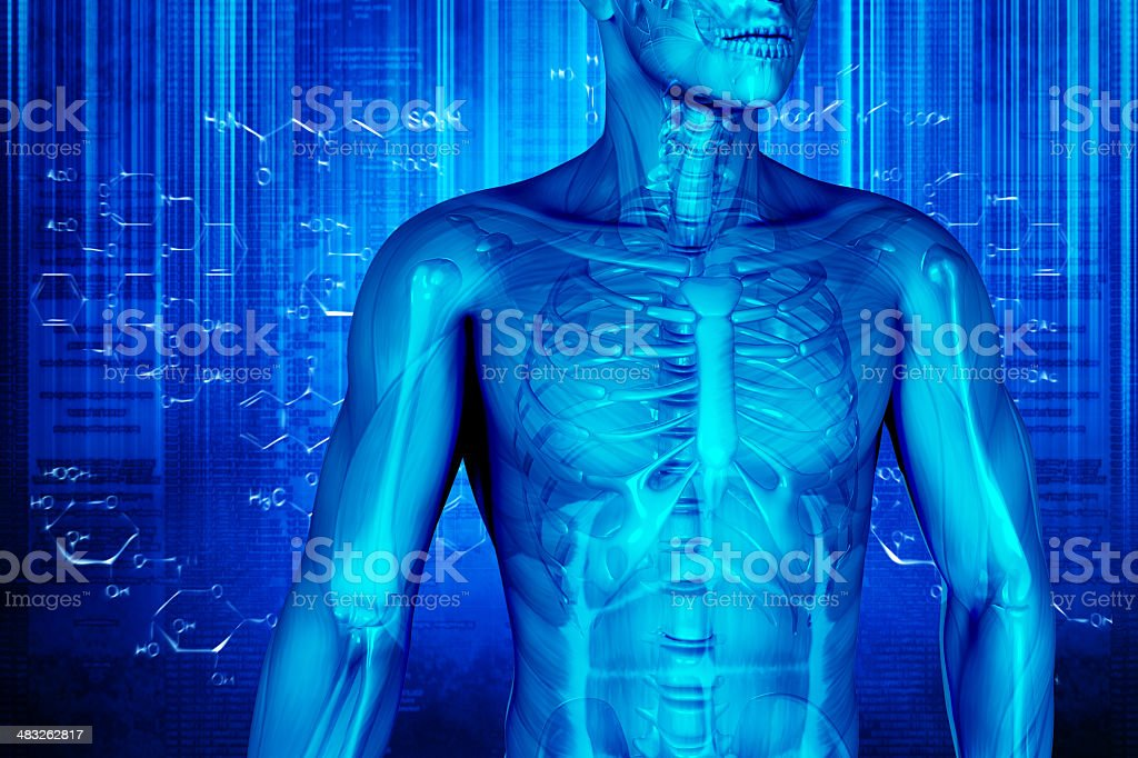 background on the medical theme stock photo