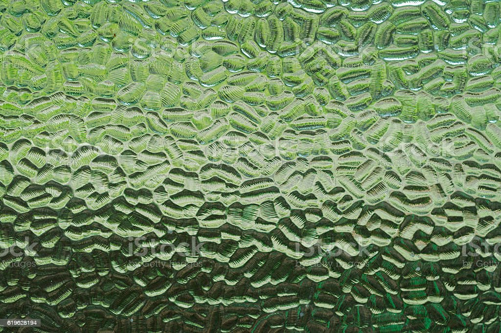 Background pattern of mate frosted glass in the bathroom stock photo