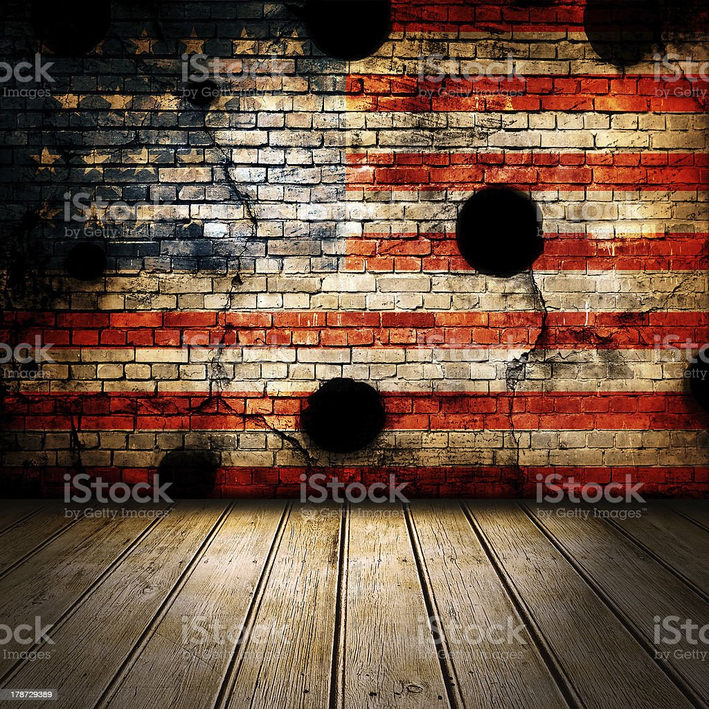 USA background royalty-free stock photo