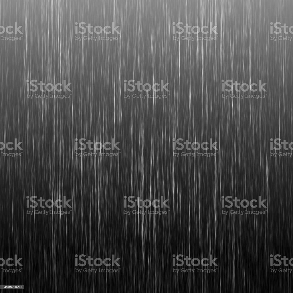 Background rain stock photo