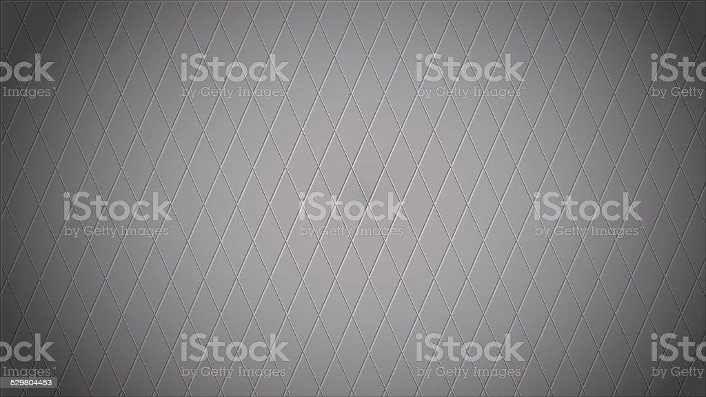 Background Rauten grau stock photo