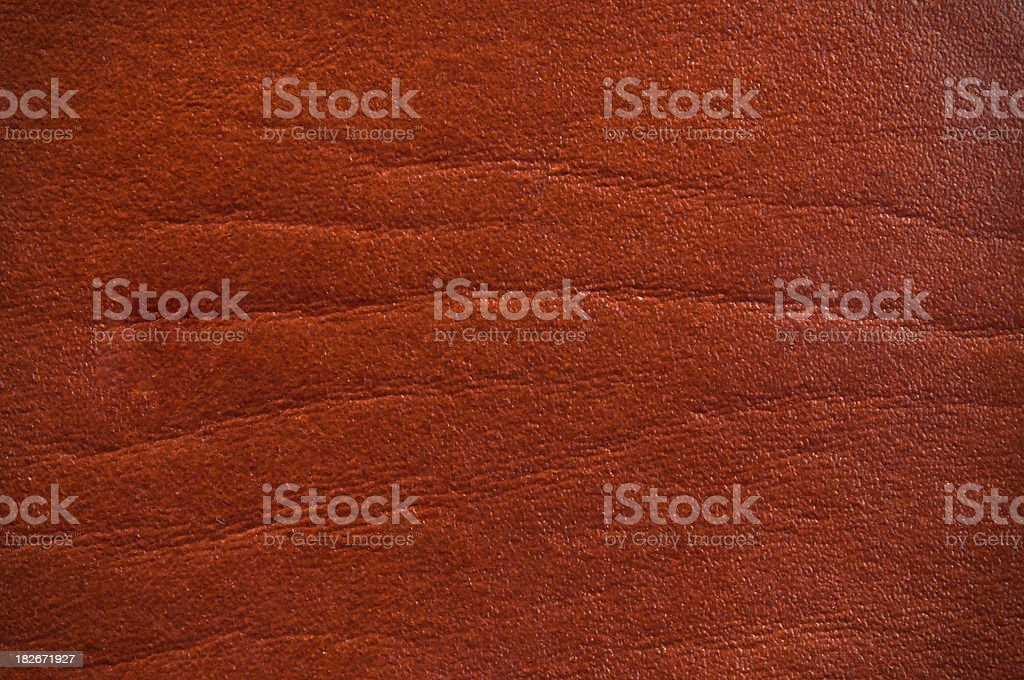 Background Red Leather royalty-free stock photo