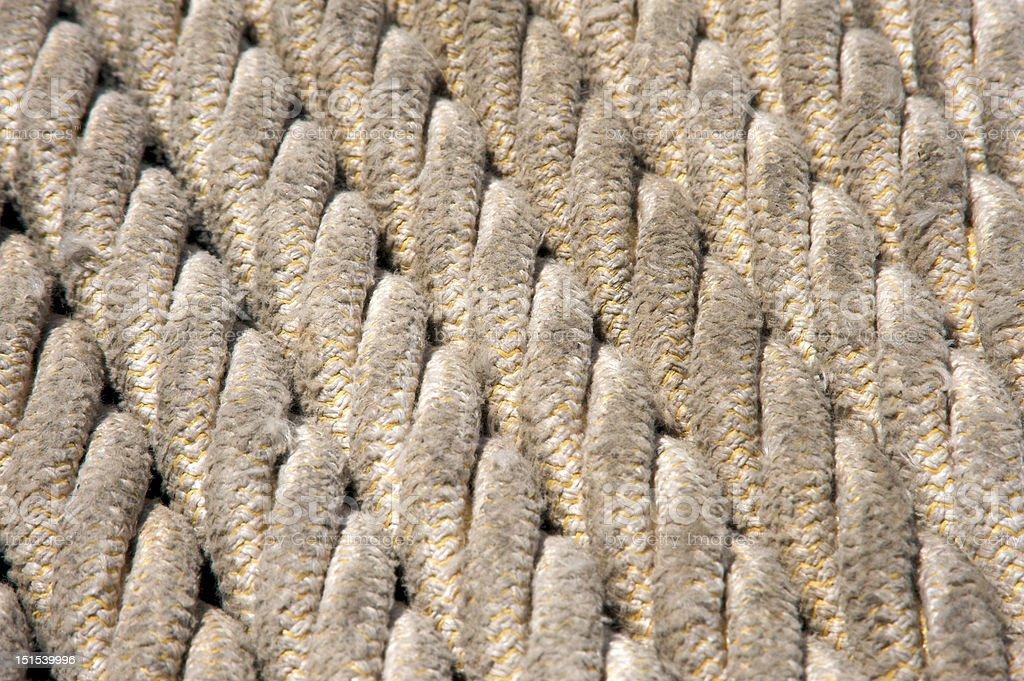 Background rope royalty-free stock photo