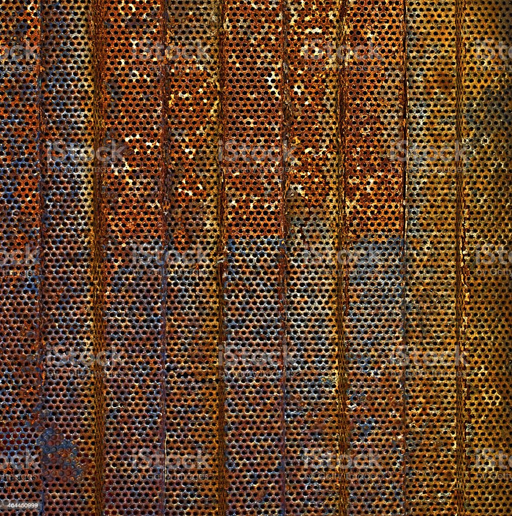 Background rust square royalty-free stock photo