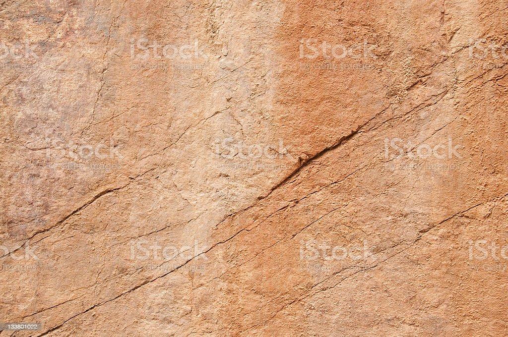 Background: salmon colour limestone royalty-free stock photo