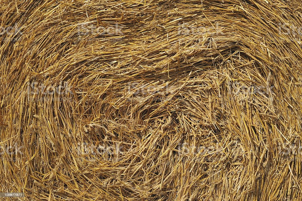 Background Straw royalty-free stock photo