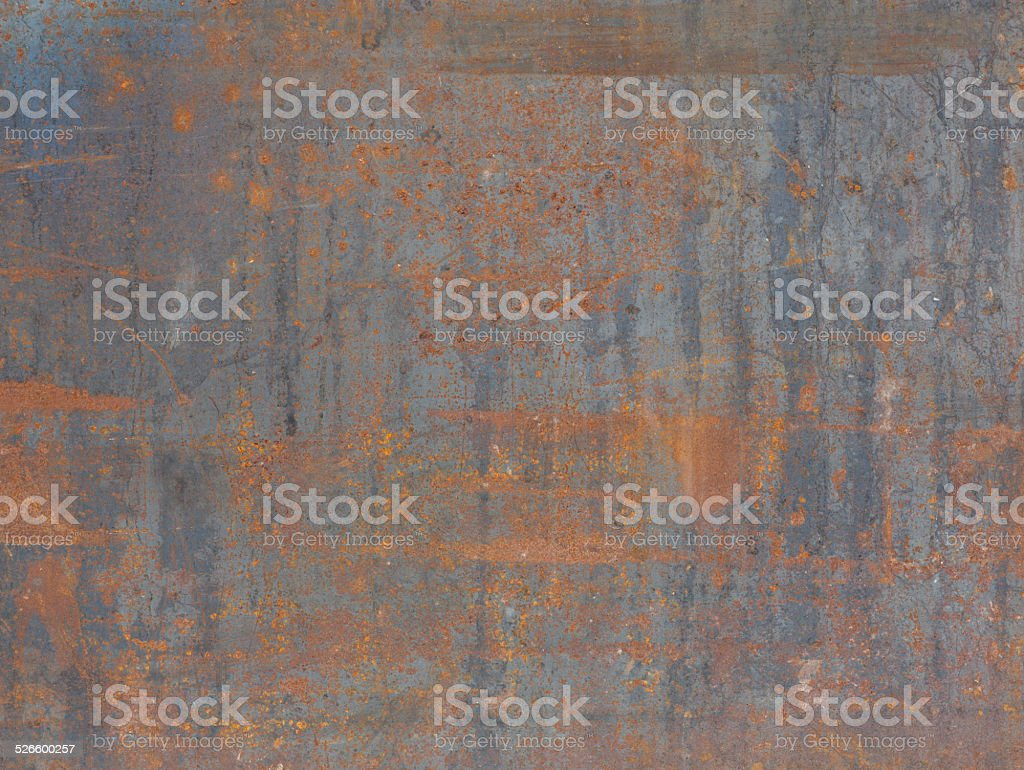 background texture metal rust old leaf stock photo