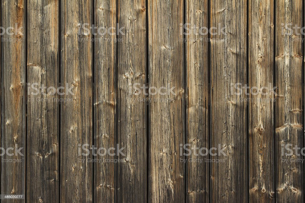 Background texture of a wooden fence or wall stock photo
