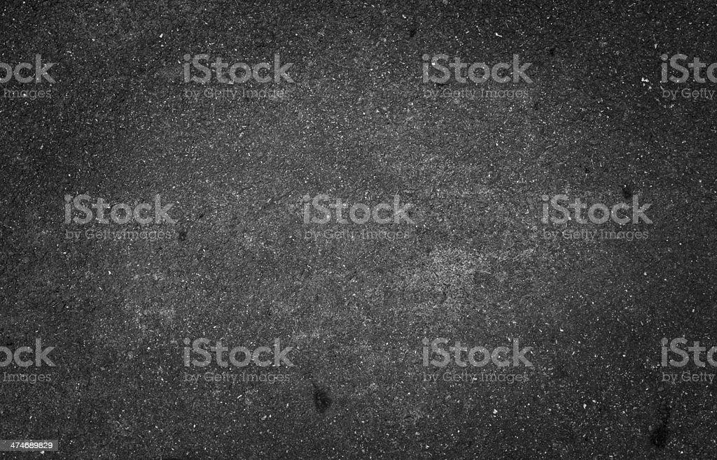 background texture of dark asphalt stock photo