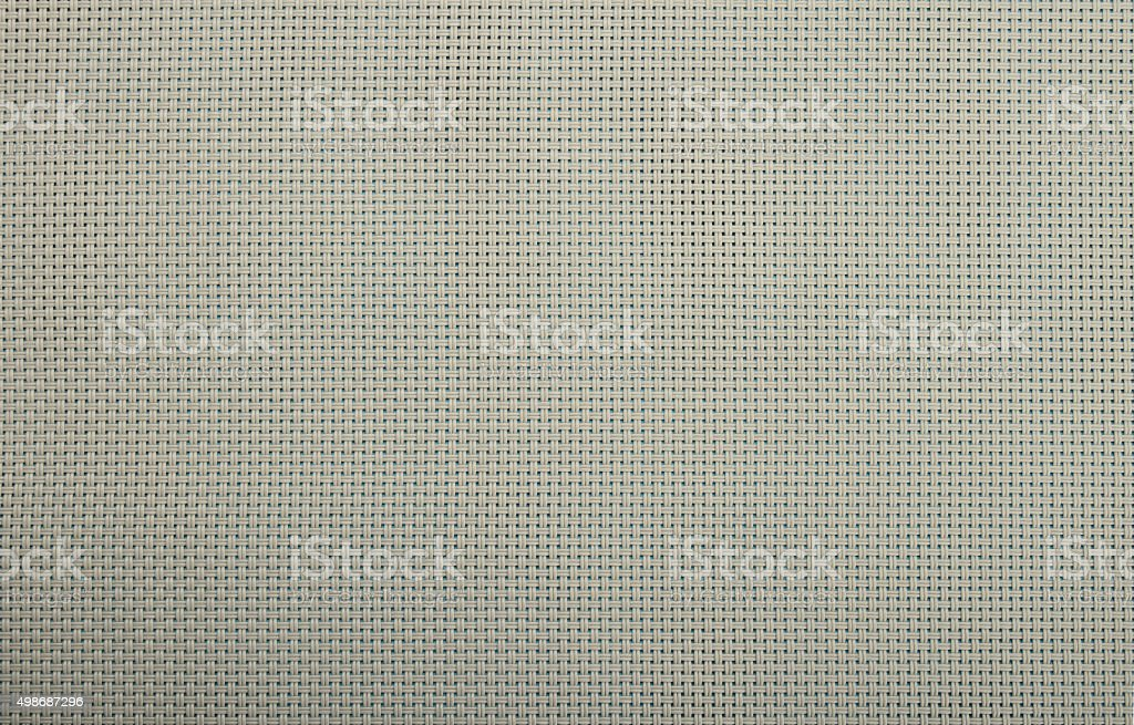 Background texture of grey wicker braided plastic double strings royalty-free stock photo