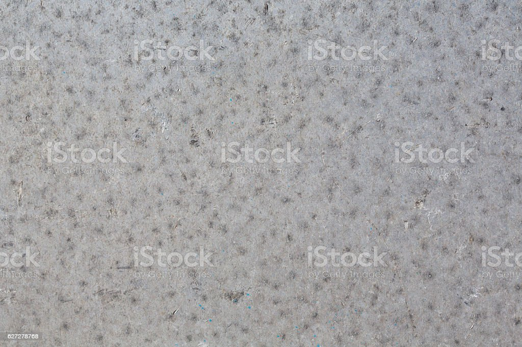 Background texture of old steel plate floor stock photo