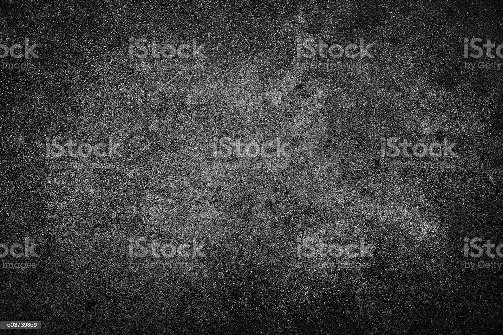 background texture of rough asphalt stock photo