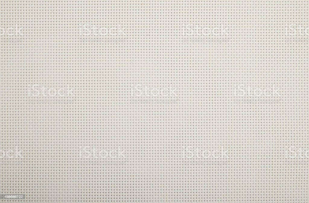 Background texture of white wicker braided plastic double string royalty-free stock photo