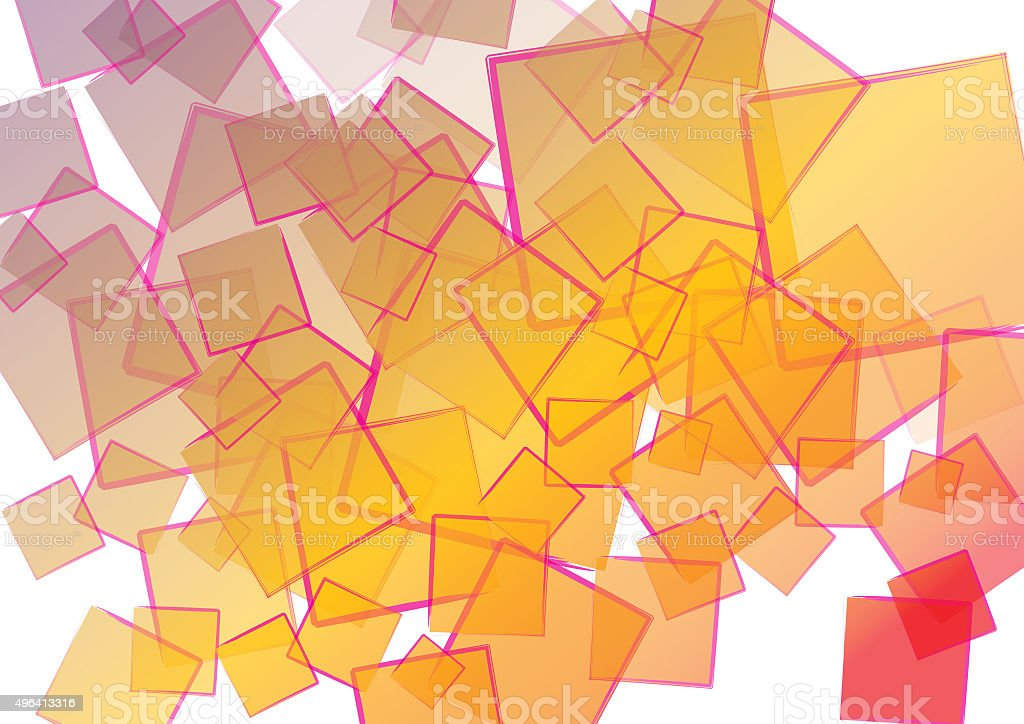 background with colored circles stock photo