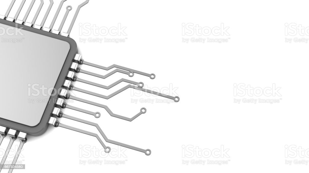 background with cpu stock photo