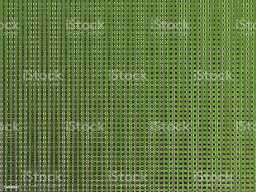 Background with gray-green squares stock photo