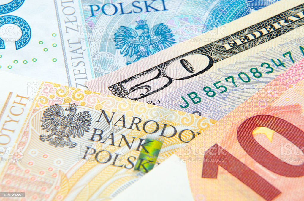 Background with money stock photo