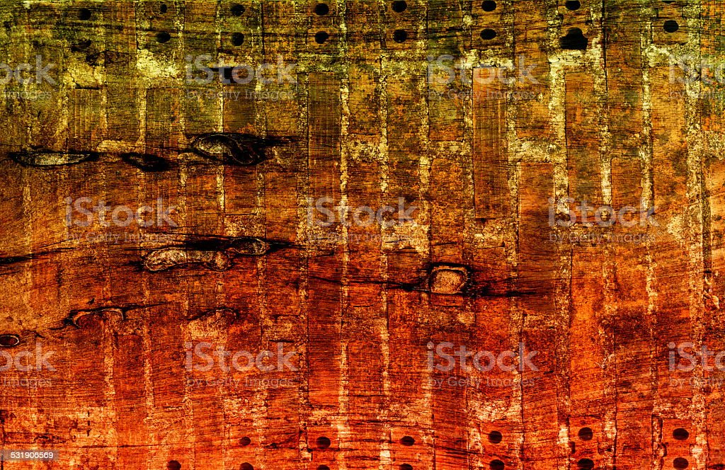 background with old brick wall stock photo