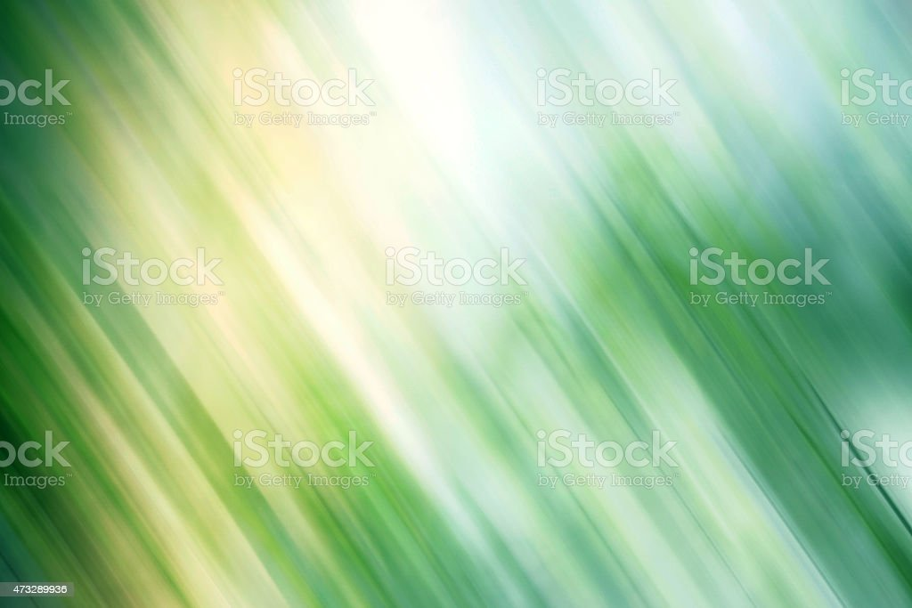 background with plants in motion stock photo