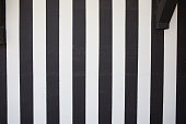 Background with seamless random black vertical lines for design concepts