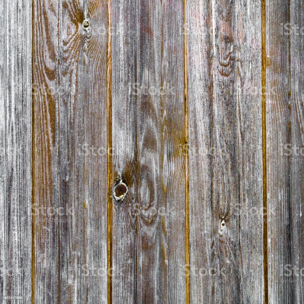 Background with weathered old rough aged texture of wood plate stock photo