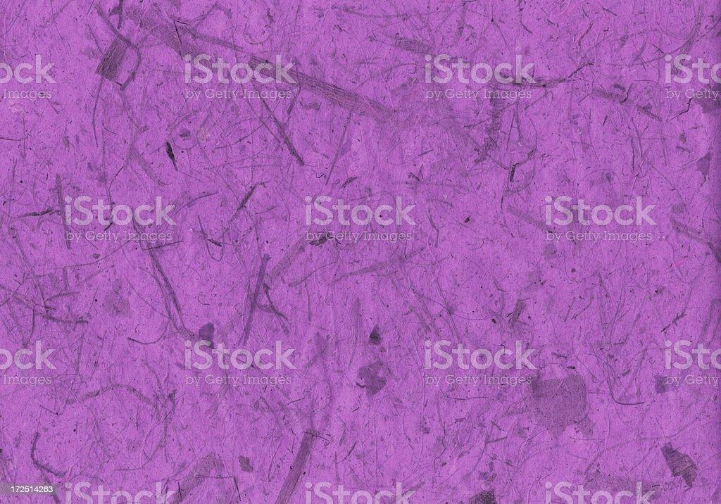 Background XXL purple handmade paper royalty-free stock photo