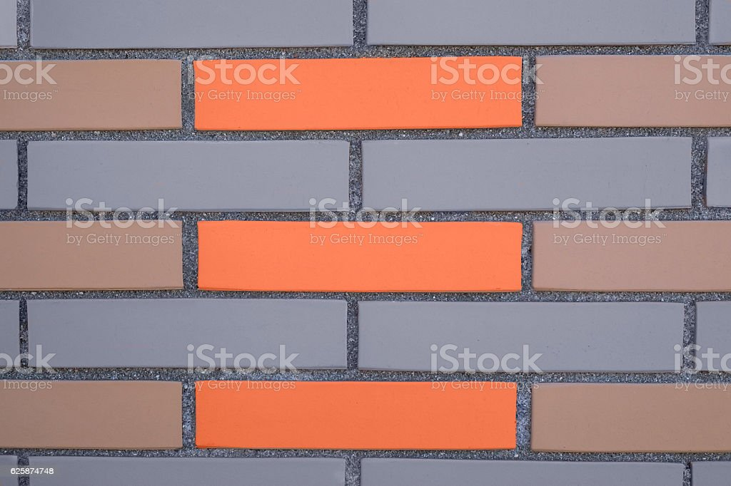 Backgrounds and effects brick wall color stock photo