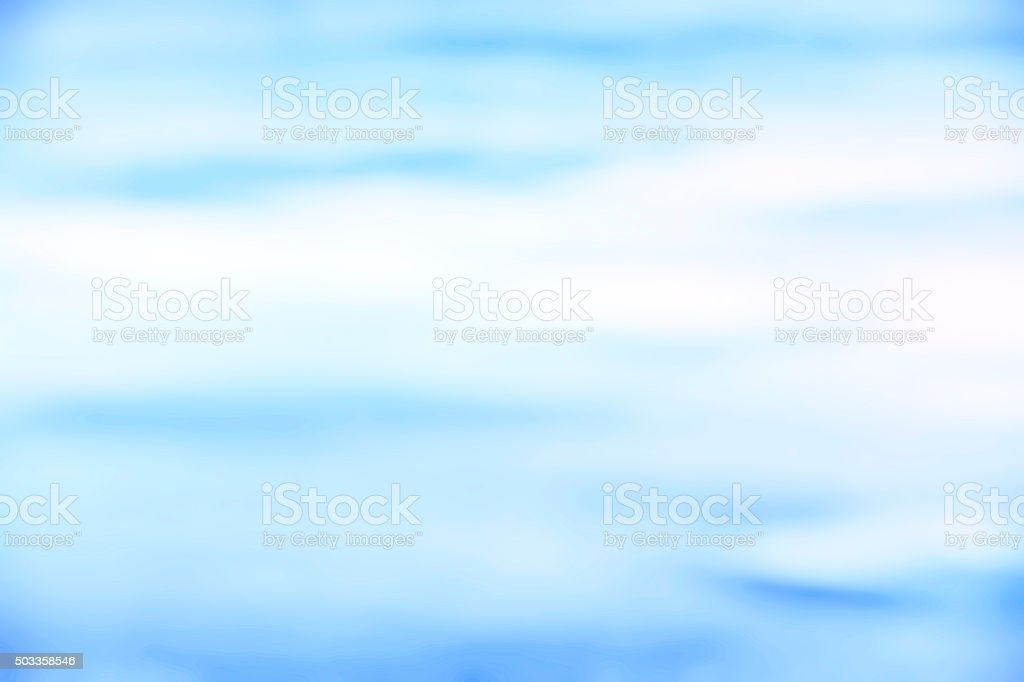Backgrounds Defocused Abstract Sea Lake vector art illustration